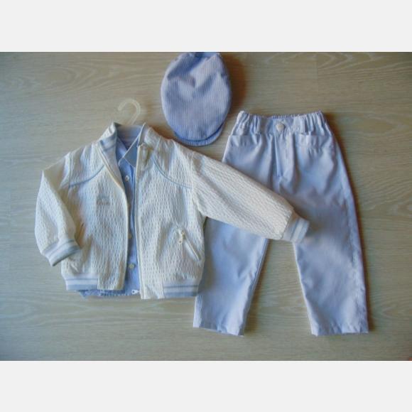 Βαπτιστικό Ρούχο για αγόρι Α-533