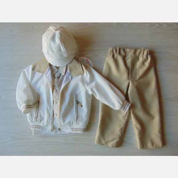 Βαπτιστικό Ρούχο για αγόρι Α-530