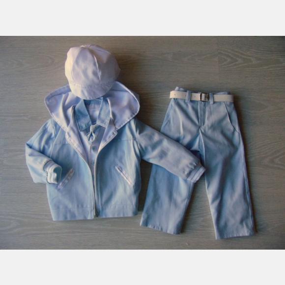 Βαπτιστικό Ρούχο για αγόρι Α-529