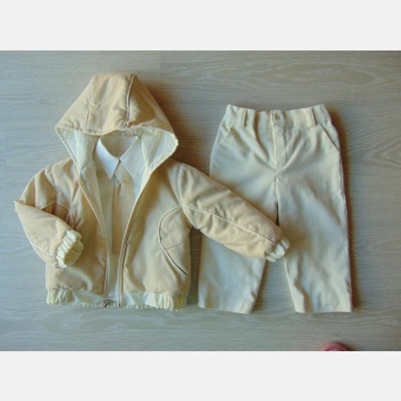 Βαπτιστικό Ρούχο για αγόρι Α-521