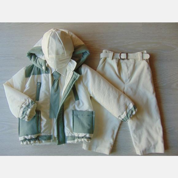 Βαπτιστικό Ρούχο για αγόρι Α-520