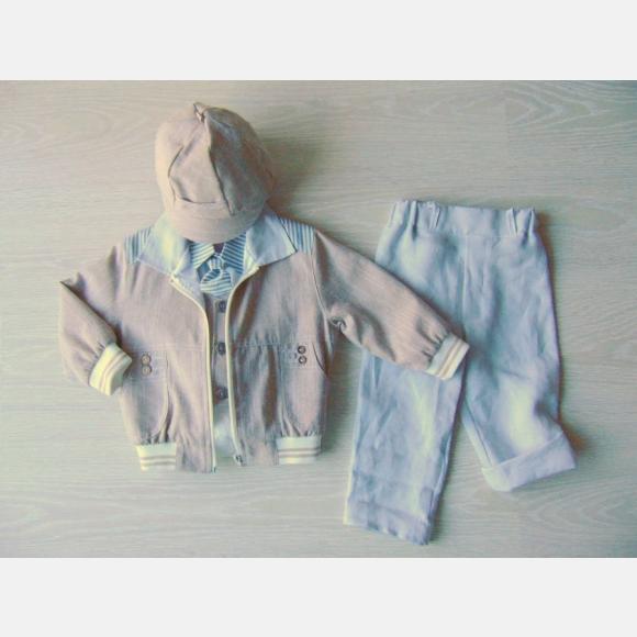 Βαπτιστικό Ρούχο για αγόρι Α-517
