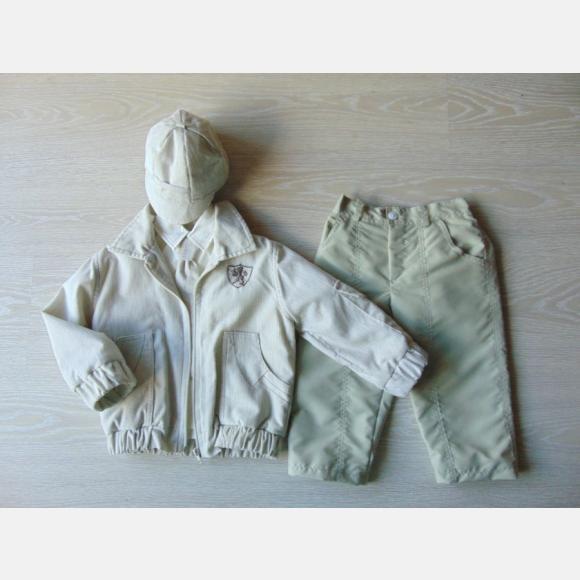 Βαπτιστικό Ρούχο για αγόρι Α-513
