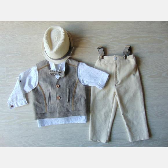 Βαπτιστικό Ρούχο για αγόρι Α-511