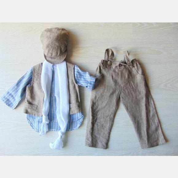 Βαπτιστικό Ρούχο για αγόρι Α-510