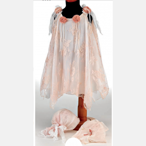 Βαπτιστικό ρούχο για κορίτσι ΝΟ-41